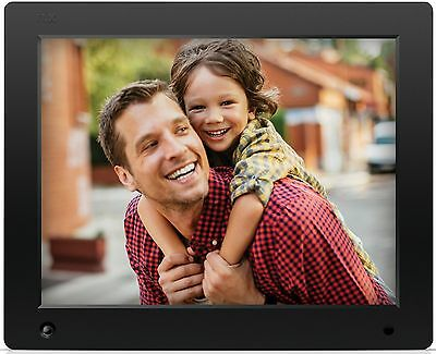 NIX Advance - 12 inch Digital Photo & HD Video (720p) Frame with Motion Senso...