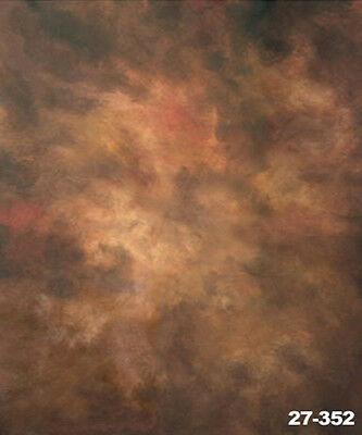 9' x 16' Hand-Painted Canvas Scenic/Old Master Photo Backdrop Background 27-352