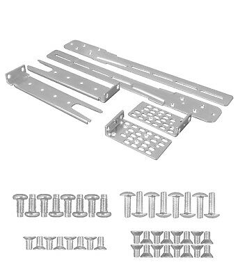 4 point Rackmount Kit for Cisco 3750-X 3560-X, C3KX-4PT-KIT=, All screws 4 rails