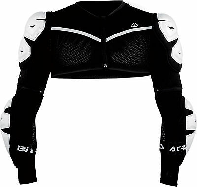 Acerbis Deflector Cosmo Jacket  XXL White Body Armor 2187670002010 MX Motocross