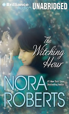 The Witching Hour by Nora Roberts (2014, CD, Unabridged)