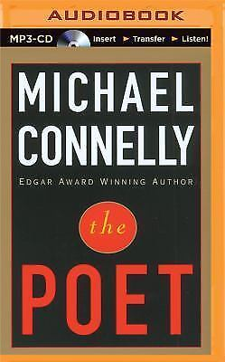 The Poet by Michael Connelly (2014, MP3 CD, Unabridged)