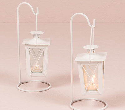 Mini Lanterns with Hanger - Pack of 2