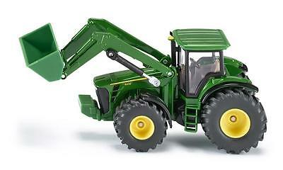 Brand New - Siku - 1982 - John Deere With Front Loader - 1:50 Scale