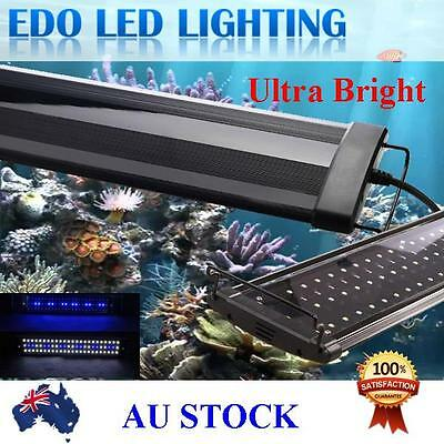 30 -120 CM Aquarium LED Lighting 1ft/2ft/3ft/4ft Marine Aqua Fish Tank Light