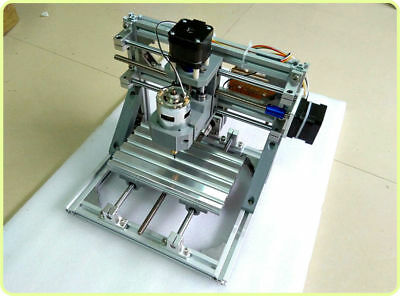 CNC 3 Axis Engraver Milling Wood Carving DIY Engraving Machine +500MW Laser Head