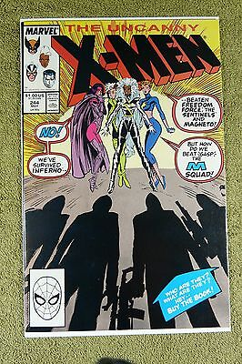 Uncanny X-Men #244 1st appearance of 'Jublee' High Grade copy VF/NM