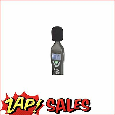 12% Off! Sound Level Meter Compact Min/Max Hold Wide Range 30 To 130Db, Case