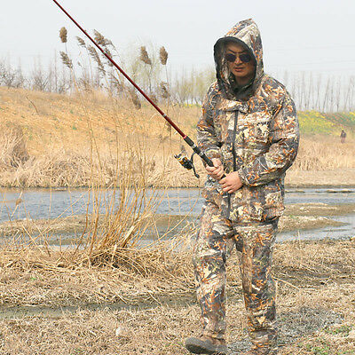 Fishing Long-sleeved Cotton Thin Breathable Jacket Anti-mosquito Fishing Clothes