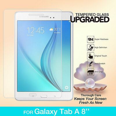 Tempered Glass Screen Protector Film for Samsung Galaxy Tab A 8.0 T350