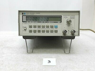 Hewlett Packard Hp 5384A Hp5384A Frequency Counter Options 001