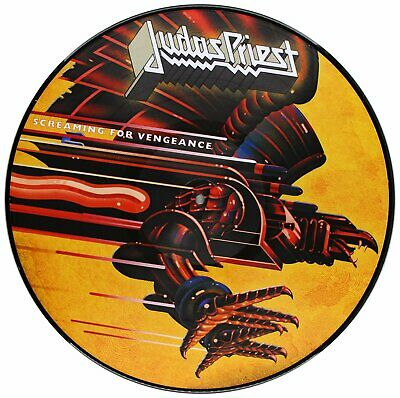 Judas Priest Screaming For Vengeance RSD reissue vinyl LP picture disc NEW/SEALE
