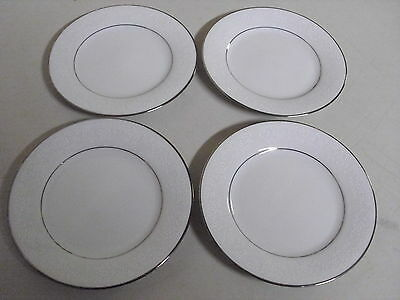 Lot Of 4 Noritake Tahoe Bread + Butter Plates 6 1/4 Inches