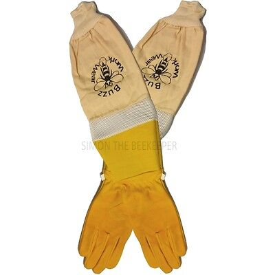 Beekeeping Ventilated Gloves - 3XS