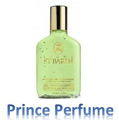 LIGNE ST BARTH AFTER SUN - AFTER SHAVE ALOE VERA GEL WITH MINT - 125 ml