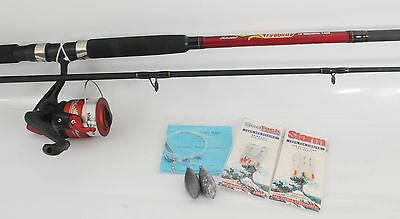 Shakespeare Firebird Mackerel Fishing Set