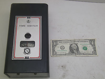 New Perfex Corporation 24 Hour Time Switch Model 1151-D Spdt Isolated From Line