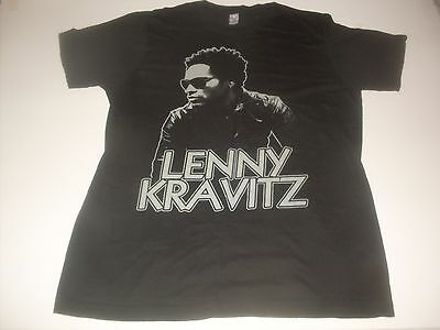"Lenny Kravitz ""It's Time For A Love Revolution"" concert  tee-shirt size adult M"