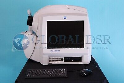Zeiss Cirrus 4000 OCT HD Quad Core w/ Windows 7 & New V8.1 Software