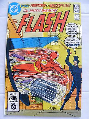 Flash # 298 Jun 81 Dc Comics  Firestorm Intro Shade