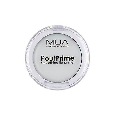 MUA 'POUT PRIME' Smoothing Lip Balm Primer Lipstick Base Makeup Academy NEW IN!