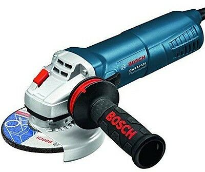 Bosch Professional 0601792002 Meuleuse angulaire GWS 11-125