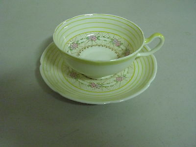 Royal Doulton The Westminster Tea Cup + Saucer