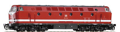PIKO 47343 TT Gauge diesel locomotive BR 229 173-0 the DR Epoch IV New in OVP