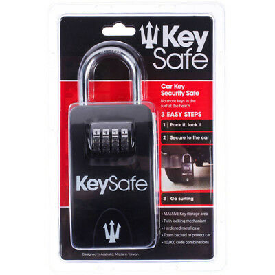 Far King Key Safe NEW Surf Motorcross Vehicle Car Keys Security Lock
