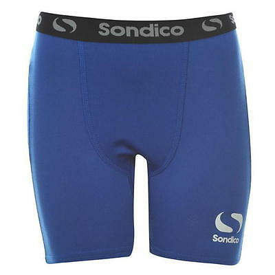 Boys Sondico Core BaseLayer Undies/Tights, Royal Blue, SIZE 7-8, 9-10, 11-12, 13