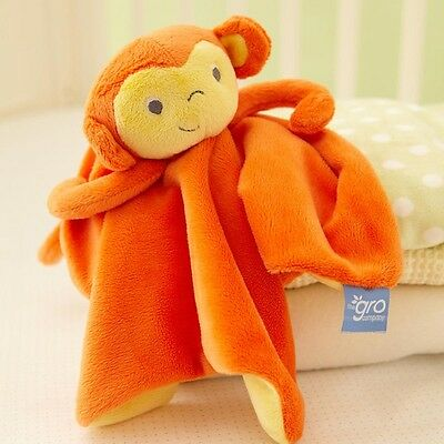 Gro Company MIKEY MONKEY COMFORTER - Free Shipping