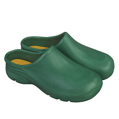 Briers Traditional Garden Clogs Pvc Wellies Gardening Shoes Size 7 B2097