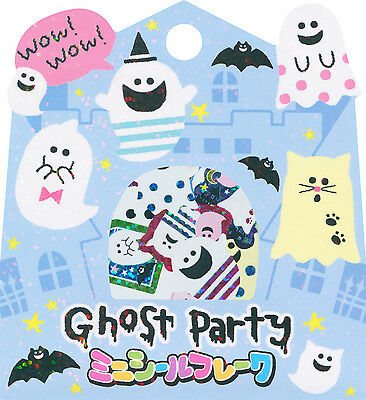 "Crux ""Ghost Party"" Sack o' Stickers (Ghosts, Halloween)"