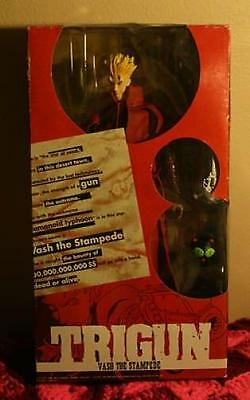 Trigun VASH THE STAMPEDE 12 inch Figure Out  From Japan New