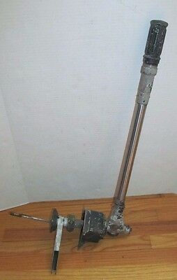 Vintage Helicopter Joystick Military? Bell? Huey