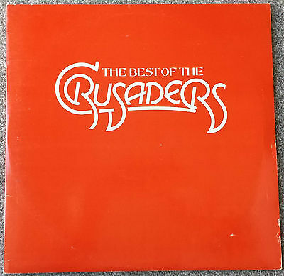 The Crusaders....The Best Of The  -  Gatefold Double Vinyl Album 1976