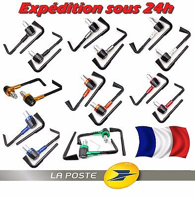 x2 Protection Protège Leviers / Moto Scooter Quad / Embout de Guidon