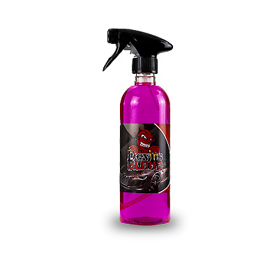 500Ml X Pro Alloy Wheel Fallout Car Paint Cleaner Iron Remover Contaminant V15