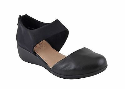 Womens Hush Puppies Adults - Delhi Walking Leather Shoes
