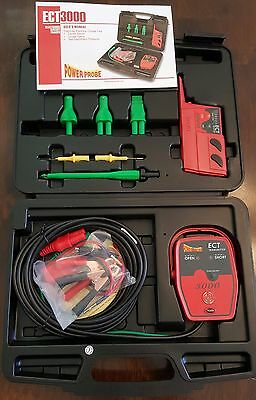 Power Probe Intelligent Electric Circuit Tracer / Short & Open Finder #PPECT3000