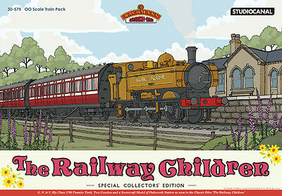 Bachmann 30-575 The Railway Children Set OO/HO Scale 2 Rail DC (No Power Pack)