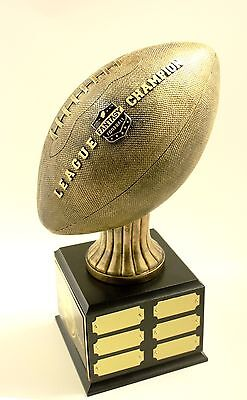 Fantasy Football Trophy 12 Year Perpetual- Free Engraving!!! Ships In 1 Day!!