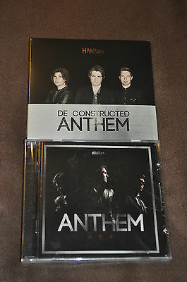 SEALED Hanson Anthem De Constructed and CD!