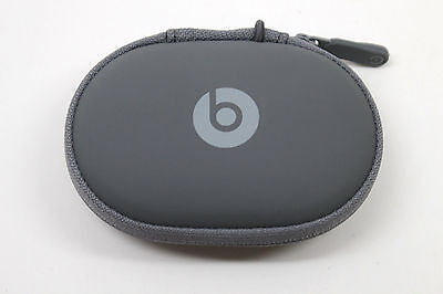 Beats By Dr. Dre Powerbeats 2 and 3 Earbud Carrying Case - Gray/Gray