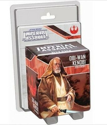 Star Wars Imperial Assault - Obi-Wan Kenobi