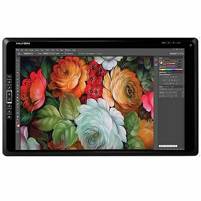 """Huion 18.4"""" Graphic Pen Tablet Monitor Screen 1366x768 HD Resolution GT185 New"""