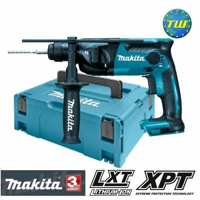 Makita DHR165ZJ 18V XPT LXT Compact SDS+ Rotary Drill Body Only with MAKPAC Case