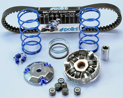 241.670.1 Kit Hi-Speed Booster Polini Malaguti F 12 50 Phantom R 2007 Lc