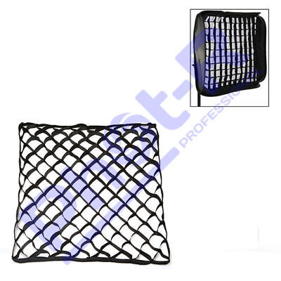 "Phot-R 60x60cm Honeycomb Egg Crate Grid Only for 24"" Photography Studio Softbox"