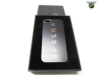 Land Rover New Genuine iPhone 6 Terrain Icon Cover Case in Navy